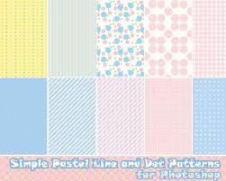 pattern from image photoshop photoshop pastel line and dot patterns by probablycrafting on deviantart