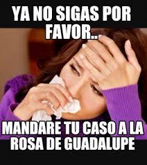 Rosa De Guadalupe Meme - meme creator ya no sigas por favor mandare tu caso a la rosa de