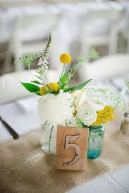 White Centerpieces Diy Wedding Centerpieces