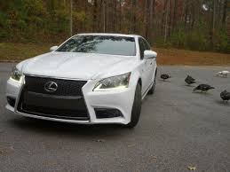 lexus ls 460 lowered crib sheet u2013 2013 lexus ls 460 f sport autoacademics u0027 weblog