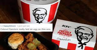 Kfc Chicken Meme - kfc chicken shortage leads to fowl internet jokes