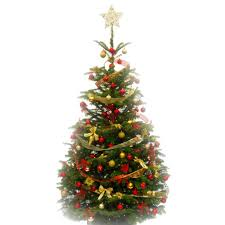decoration decoratedhristmas trees photo inspirations gold