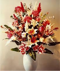 Silk Flower Arrangements Artificial Flowers Silk Bridal Bouquets Silk Flower