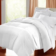 Down Comforter Protector Kathy Ireland Home Microfiber White Down Comforter Free Shipping