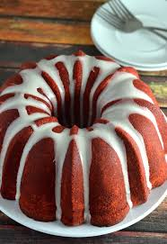 red velvet pound cake domestic dee