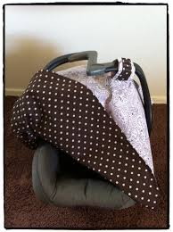 Car Seat Drape Mo Momma Sewing Diy Car Seat Cover Canopy Tutorial