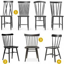 Oak Spindle Back Dining Chairs Black Spindle Back Chairs It Lovely