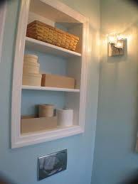 recessed bathroom storage cabinet fancy recessed bathroom storage cabinet 76 about remodel innovative