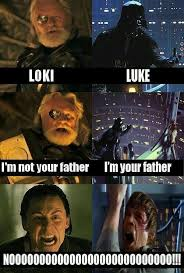 I Am Meme - i am not your father luke i am your father know your meme
