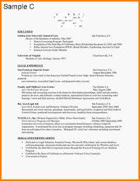 Resume About Me Examples by 4 Cv About Me Examples Lawyer Resume