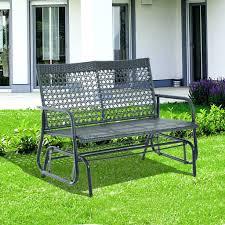Rattan Swing Bench Patio Ideas Algoma Patio Swing Chair Porch Swing Cushions Bench
