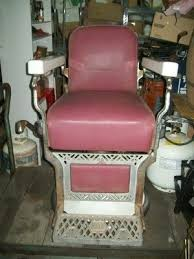 Antique Barber Chairs For Sale 80 Best Vintage Barber Chairs Images On Pinterest Barber Chair