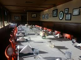 The Cliff House Dining Room Banquets Deposits