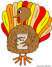 church house collection turkey holding bible coloring page