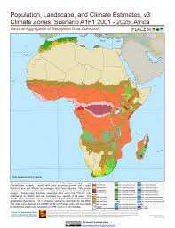 Africa Maps by Maps National Aggregates Of Geospatial Data Collection Nagdc