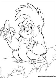106 disney jungle book coloring pages disney images