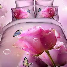 Girls King Size Bedding by Popular Pink King Size Bedding Set Buy Cheap Pink King