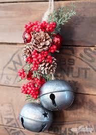 vintage style jingle bell christmas swag atta says