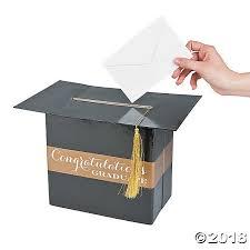 unique graduation card boxes gold graduation card box