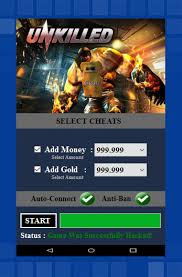 hacked apk unkilled hack apk unlimited money gold free