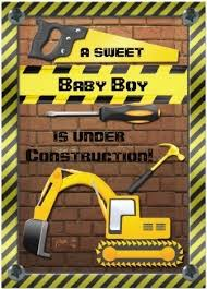 construction baby shower 50 amazing baby shower ideas for boys baby shower themes for boys