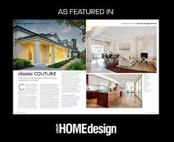 Luxury Home Design Magazine - latest news u003e news u003e medallion homes