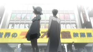 steins gate episode 01 prologue of the beginning and the end steins gate