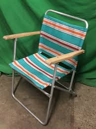 Multi Coloured Chairs by Thbfmsc001 Folding Metal Sun Chairs Striped Trevor Howsam Limited