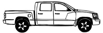 dodge truck coloring pages dodge car dakota truck coloring pages coloring sky