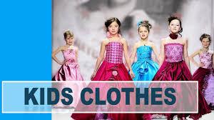 Dress Clothes For Toddlers Kids Designer Clothes 2015 2016 U0027s Dresses Models Youtube