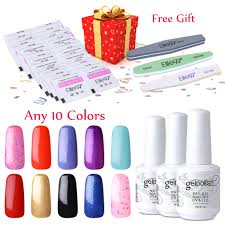 wholesale pick uv gel nail polish elite99 uv nail polish soak off