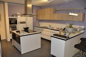 moderne kche mit kleiner insel inselküche mit theke küche mit insel ebay einfarbige
