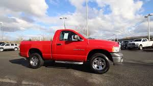 2005 dodge ram 1500 single cab 2002 dodge ram 1500 regular cab 2j161805 everett