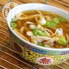 cuisine asiatique facile recette soupe asiatique aux nouilles toutes les recettes allrecipes
