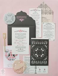 wedding invitations san antonio otomi charm ceci style