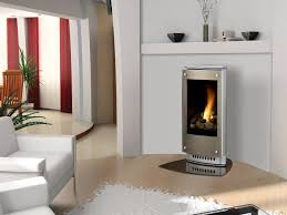 furniture beautiful ideas of freestanding fireplace designs in