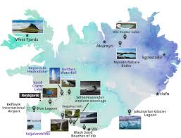 Iceland Map Location Ultimate Guide To Iceland Iceland Traveling Guide Novice Soul