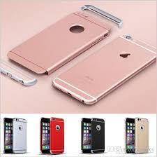 Fabuloso Compre Para Iphone 6s Rose Gold Case Luxo Removível 3 Em 1 Rígido  @GQ39
