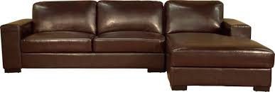 Brown Leather Sectional Sofa With Chaise Rustic Brown Leather Sectional Sofa With Chaise Loube Also Brown