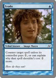 Frodo Meme - frodo frodo plot hole know your meme