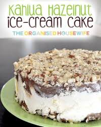 ferrero rocher ice cream cake recipe last minute cream cake