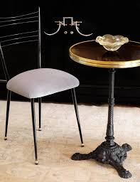 Vintage Bistro Table Best Of Antique French Bistro Table With Vintage French Bistro