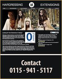 hair extensions nottingham nottinghamshire hair extensions mobile salon hair extension