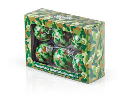 spralla camouflage tree balls 6 pack coolstuff