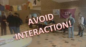 gvsu thanksgiving break how to avoid interaction with clubs tabling in kirkhofthe black sheep