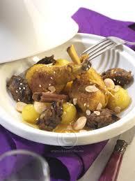 cuisine choumicha poulet recette poulet m qalli à la confiture d aubergines aux amandes