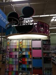 making over a room with disney paints part 1