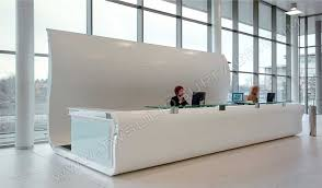 Modern Reception Desk Design Salon White Modern Reception Desk Cheap Design Buy White Modern