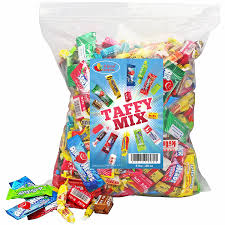 halloween candy bag assorted candy taffy party mix 5 lb bulk bag kits airheads