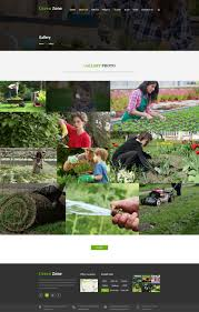 Zone Gardening - green zone u2013 gardening and landscaping psd template by themezoon